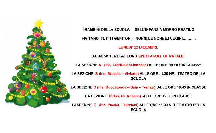 Lavoretti Di Natale Per Genitori.Attivita Di Natale 2015 Scuola Dell Infanzia